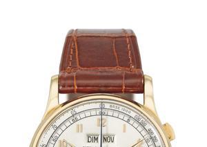 ساعة الملك فاروق الأول تتصدّر مزاد كريستيز للساعات بدبي