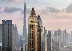 افتتاح أطول فندق بالعالم في دبي