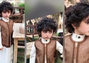 """بالفيديو: أجمل طفل سعودي  يُحرج قناة العربية بكلمة """"أزعجتوني"""" !"""