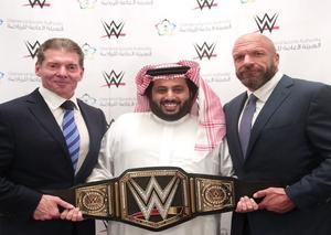 السعودية تستضيف أعظم نزال رويال رامبل في تاريخ WWE