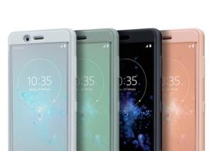 سوني موبايل تكشف النقاب عن هاتفين جديدين بمواصفات عصرية
