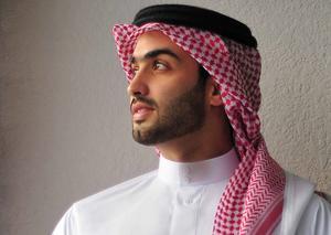 تعرّف على أشهر طرق ارتداء الغترة السعودية