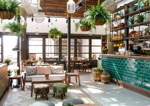 افتتاح مطعم ومخبز هومستيد العصري في دبي