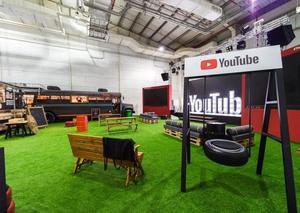 يوتيوب تفتتح أول استوديو لها  بالشرق الأوسط في دبي