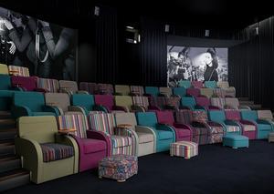 إطلاق أول صالة عرض سينمائية ضمن فندق في دبي