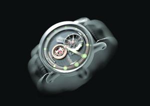 كرونوسويس تطلق 5 ساعات فاخرة بتصميم مشفر