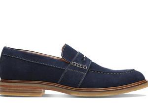 بالصور: كلاركس تتألق بتشكيلة أحذية رجالية لموسم ربيع و صيف 2018