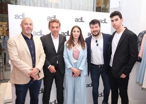 افتتاح المتجر الأول لعلامة adL التجارية في دبي مول