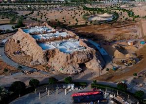 افتتاح حديقة القرآن في دبي و الدخول مجاني للجميع