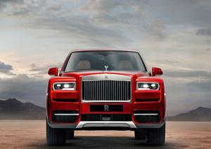 رولز رويس تكشف النقاب عن سيارة كولينان أفخم SUV في العالم