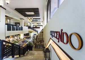فطورك اليوم في مطعم كريسيندو بمنتجع أنانتارا النخلة دبي