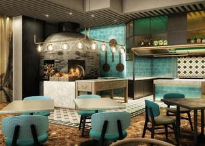 فطورك اليوم بمطعم بيش التركي في شيراتون مول الإمارات