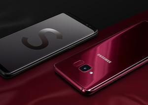 سامسونج تكشف النقاب عن النسخة الفاخرة من هاتف جالاكسي إس 8