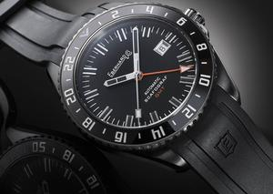 إبرهارد آند كو تتألق بإصدار ساعة سكافوجراف بلاك شيب المميزة