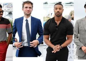 بالصور: شاهد أكثر الإطلالات الرجالية أناقة في مهرجان كان السينمائي 2018