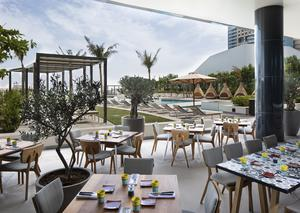 افتتاح فندق جراند حياة أبوظبي فندق ومساكن لؤلؤة الإمارات في أبوظبي