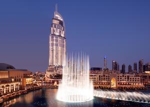 إعادة افتتاح فندق العنوان داون تاون بحلّته الجديدة في دبي