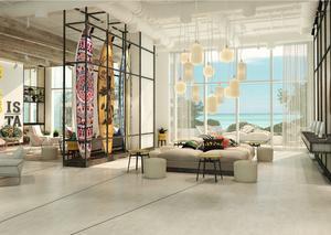 إطلاق وجهة روڤ لا مير الشاطئية الساحرة في دبي