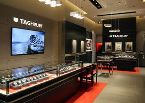 تاغ هوير تفتتح متجرٍاً جديداً لها في السعودية