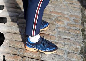 بالصور: كرت جايجر تتألق بتشكيلة أحذية رجالية لموسم ربيع و صيف 2018