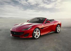 سيارة فيراري بورتوفينو تحصد جائزة التصميم الأفضل في العالم