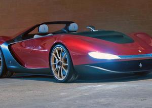 فيراري تكشف النقاب عن أسرع سيارة كهربائية في العالم