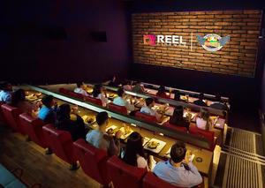 افتتاح مطعم سينمائي جديد في ريل سينما دبي مول