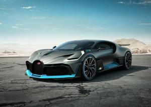 بوغاتي تكشف الستار عن سيارة ديفو الجديدة الخارقة