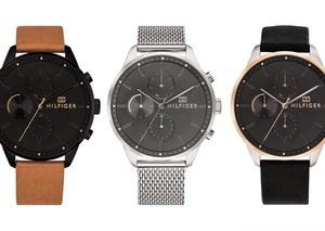 تومي هيلفيغر تتألق بإصدار ساعة جديدة لعشاق رياضة السيارات