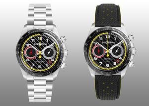 بيل آند روس تتألق بإصدار ساعة جديدة لعشاق سباق الفورمولا 1