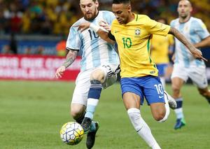 رسمياً: البرازيل تواجه الأرجنتين بمدينة جدة السعودية في أكتوبر