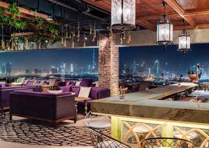 افتتاح وجهة الضيافة الفاخرة إيف لاونج في دبي