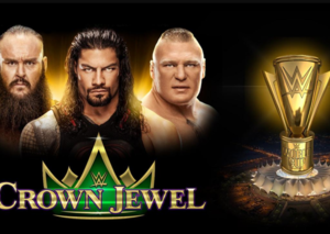 رسمياً: السعودية تستضيف نزال WWE Crown Jewel في 2 نوفمبر المقبل
