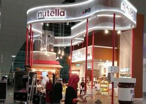 نوتيلا تفتتح أول مقهى لها بالشرق الأوسط في دبي