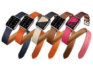 آبل تتألق بإصدار ساعة آبل هرمس الجيل الرابع بتصميم مميز
