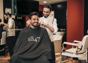 افتتاح فرع جديد لصالون 1847 الفاخر في دبي مول