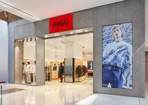 افتتاح أول متجر مستقل لعلامة هوجو في دبي