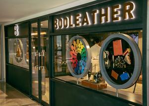 علامة800 Leather تفتتح متجراً جديداً فخماً لها في دبي مول