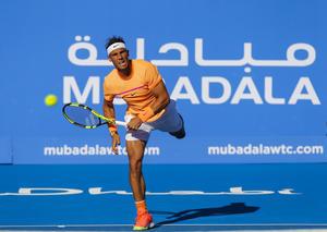 رافاييل نادال يعود إلى أبوظبي من خلال بطولة مبادلة العالمية للتنس