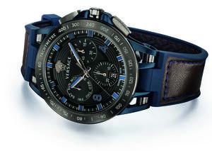 ڤيرساتشي تتألق بإصدار ساعة سبورت تيك الرجالية بتصميم جريء