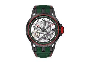روجيه دوبوي تتألق بإصدار ساعة خاصة باليوم الوطني للإمارات