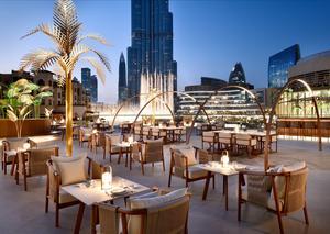 افتتاح مطعم زيتا الفاخر في فندق العنوان وسط المدينة بدبي