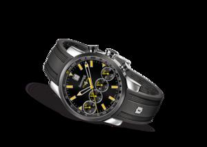 إبرهارد آند كو تتألق بإصدار ساعة كرونو 4 جراند تاي الخاصة