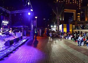 مهرجان مرسى دبي للموسيقى يعود من جديد بمزيد من التشويق