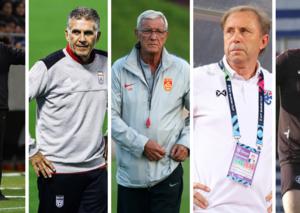 6 مدربين عالميين يحكمون كأس آسيا 2019