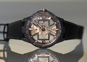 أوليس ناردين تتألق بإصدار تشكيلة ساعات إكس الفاخرة