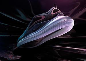 نايكي تطلق تشكيلة أحذية إير ماكس 720 المزودة بوسادة هوائية