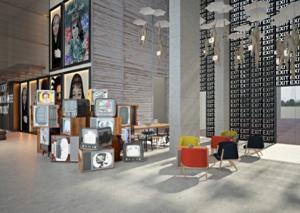 فندق استوديو ون دبي يوفر تجربة إقامة هوليودية لنزلائه