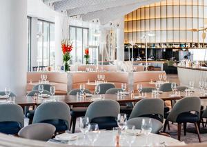 افتتاح مطعم ذا لوفت الفاخر في دبي أوبرا
