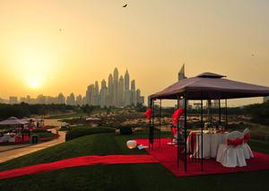 نادي الإمارات للجولف يكشف عن تجربة استثنائية مميزة في عيد الحب